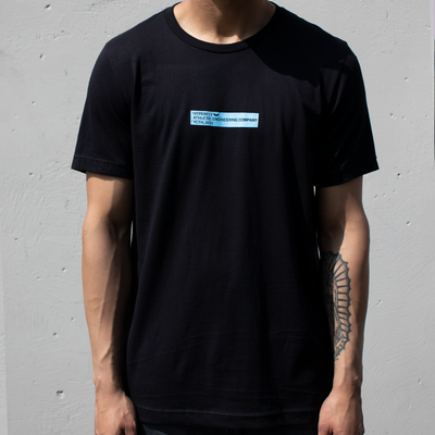 Hyperfly  'Athletic Engineering' Tee - Black