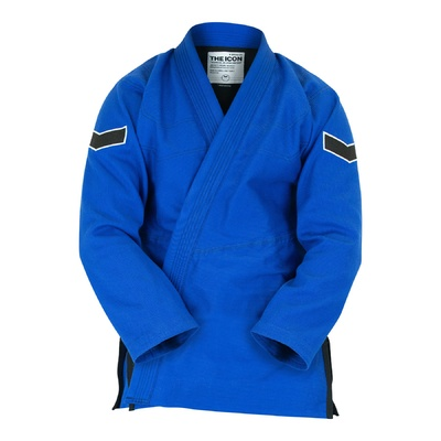 Hyperfly Icon 2020/2021 Female Slim Cut BJJ Gi - Royal Blue [Size: F1]