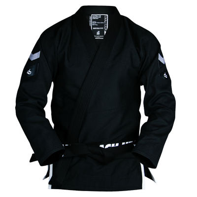 Hyperlyte      2.5   BJJ Gi Black w/ White