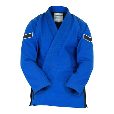 Hyperfly Icon 2020/21 BJJ Gi - Royal Blue