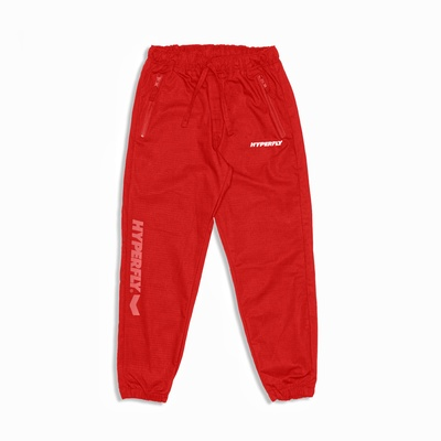 Hyperfly YCTH. Jogger Pants - Red [Size:S]