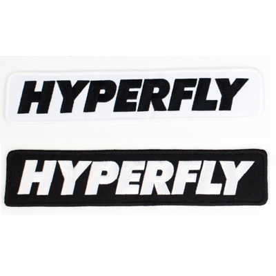 Hyperfly Gi White Patch  [Size: Small]