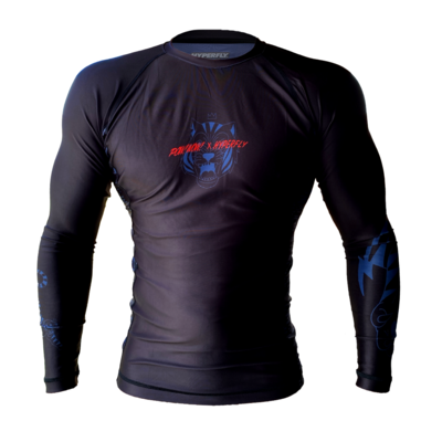 POW! WOW! Special Limited Edition Rash Guard