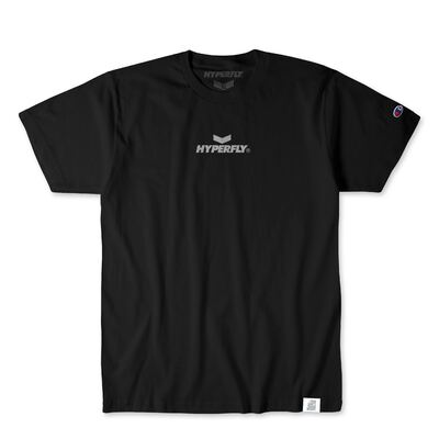 Hyperfly T-Shirt 'Mantra' Black [Size: S]